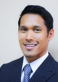 Orlando dentist Dr. Gabriel Sangalang