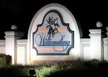 sign in Williamsburg, Florida